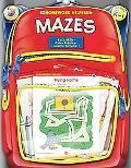 Homework Helper Mazes, Grades Prek to 1