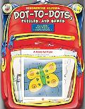Homework Helper Dot-to-dot, Puzzles, And Games, Grades Prek to 1