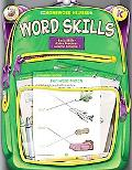 Homework Helper Word Skills, Grade K