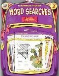 Homework Helper Word Searches, Grade 2