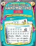 Homework Helper Beginning Cursive Handwriting, Grade 3