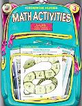 Homework Helper Math Activities, Grade 3