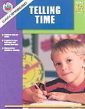 Telling Time, Grades K-2