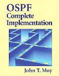 Ospf Complete Implemtatn