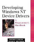 Dev Win NT Device Drivrs