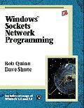 Windows Sockets Network Programming (paperback)