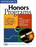 Honors Programs: The Official Guide of the National Collegiate Honors Council