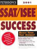 Peterson's Ssat/Isee Success 2001
