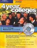 Peterson's 4 Year Colleges 2002