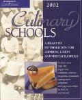 Peterson's Culinary Schools 2002