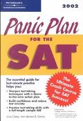 Peterson's Panic Plan for the Sat 2002
