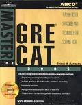 Master the GRE Cat with Cdrom