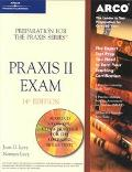 Praxis Ii:exam-w/cd