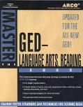 Master the GED Language Arts, Reading 2002 - Petersons Publishing - Paperback