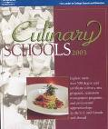 Peterson's Culinary Schools 2003