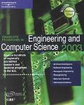 Graduate Programs in Engineering and Computer Science 2003 - Peterson's - Paperback - 3RD REV