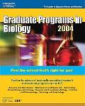 Graduate Programs in Biology 2004