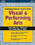 Guide to Visual and Performing Arts 2005
