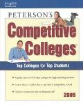 Peterson's Competitive Colleges 2004-2005