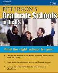Peterson's Graduate Schools in the U.S. 2005
