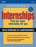 Internships 2005