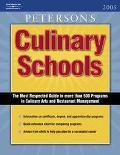 Culinary Schools 2005
