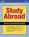 Study Abroad 2006 - Peterson's Staff - Paperback