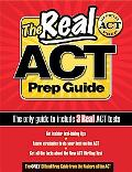 Real ACT Prep Guide The Only Official Prep Guide From The Makers Of The ACT