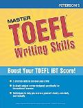 Peterson' s Master Toefl Writing Skills