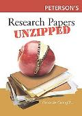 Unzipped! Research Papers