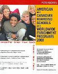 America Canadian Board Sch 2008