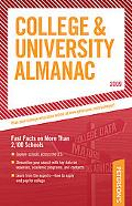 College and University Alamance 2009