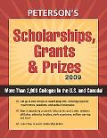 Scholarships, Grants and Prizes 2009