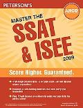 Master the SSAT & ISEE 2009