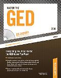 Master the GED 2010 (w/CD)