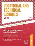 Vocational and Technical Schools West 2010-2011 (Peterson's Vocational and Technical Schools...
