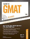 Master The GMAT (W/CD) 2011