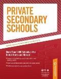 Private Secondary Schools 2011-2012