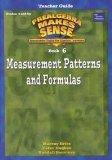 Measurement Patterns and Formulas: Interactive Tasks for Algebra Learners (Prealgebra Makes ...