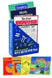 DALE SEYMOUR PRODUCTS INTERVENTION MATH MOTIVATOR PACK LIBRARY GRADE    SIX-TWELVE 2003C (DS...