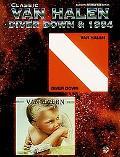 Classic Van Halen Diver Down & 1984
