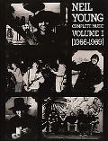 Neil Young Complete Music (1966-1969)