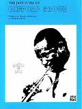 Jazz Style of Clifford Brown