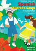 Spanish Children's Songs Elementary Piano Duets