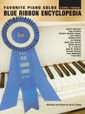 Favorite Piano Solos Blue Ribbon Encyclopedia Level Three