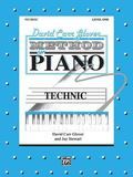 David Carr Glover Method for Piano Technic: Level 1