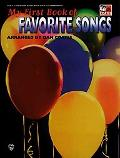 My First Book of Favorite Songs