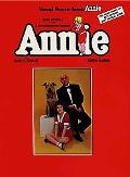 Vocal Score from Annie
