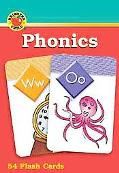 Brighter Child Flash Cards Phonics