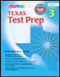 Texas Test Prep, Grade 3